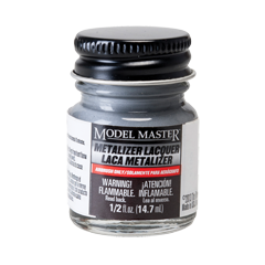 Model Master Metalizer Aluminum Plate - Buffing