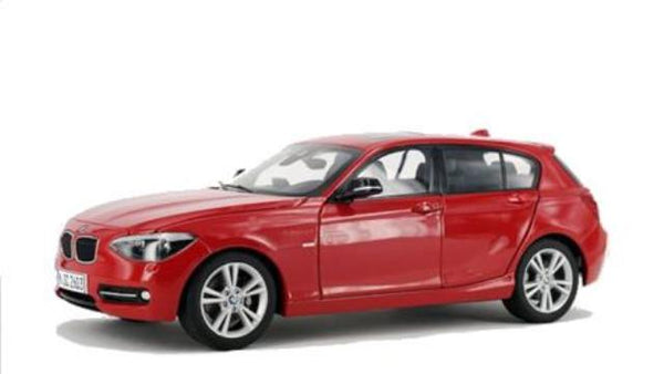Paragon PA97004 BMW 1 Series Crimson Red