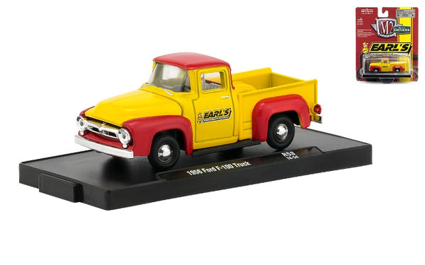 M2 Machines Auto Drivers 1956 Ford F-100 Truck EARL'S