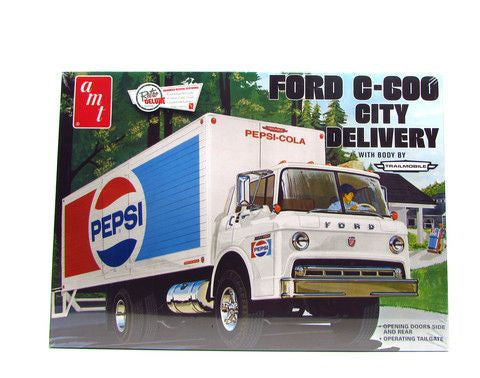 AMT 804 Ford C-600 City Delivery - Pepsi Cola