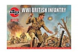 Airfix WWI British Infantry 1:76