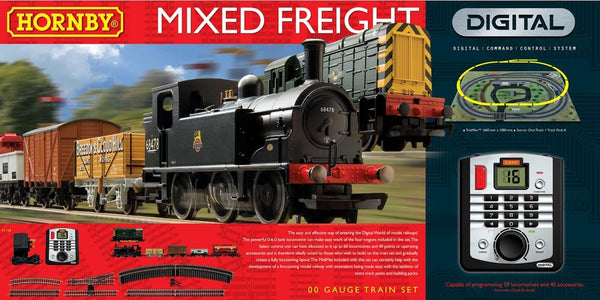 Hornby Mixed Freight Digital