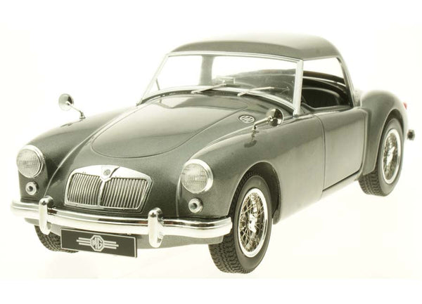 Triple 9 1957 MGA Coupe - Gunmetal