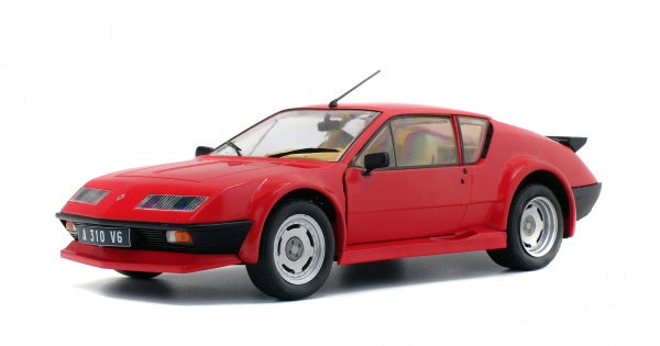 Solido 1801202 Renault Alpine A310 Pack GT - Toledo Red