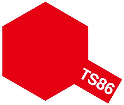 Tamiya TS86 Pure Red