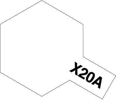 Tamiya 81030 Acrylic Thinner X20A - 46ml
