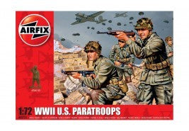 Airfix WWII U.S. Paratroops 1:72