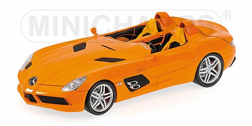 Minichamps 100038400 Mercedes Benz SLR McLaren  2009 - Stirling Moss