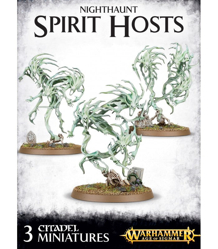 Games Workshop 93-08 Nighthaunt Spirit Hosts