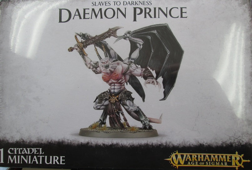 Games Workshop 83-23 Daemon Prince 2016