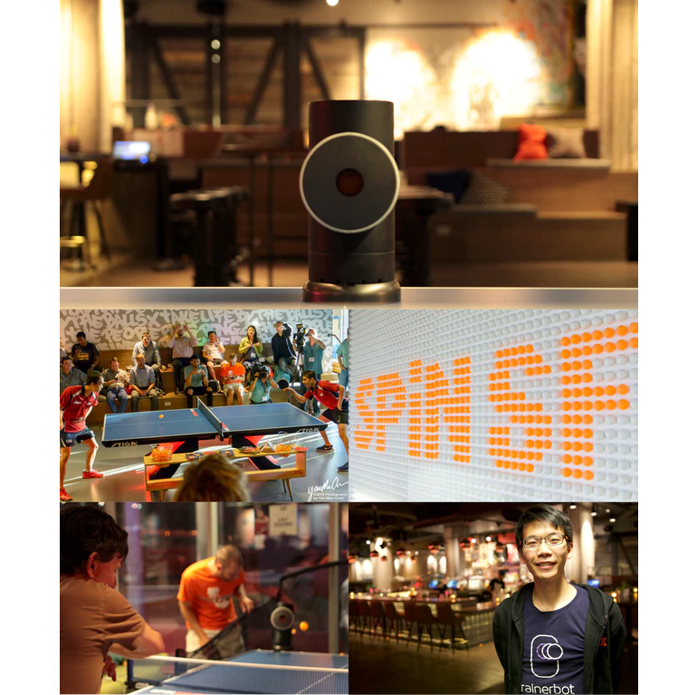 SPiN San Francisco + USATT Friends With Paddles Fundraiser for the 2016 Rio Olympics!