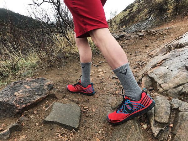 Premium Wool Hiking Socks