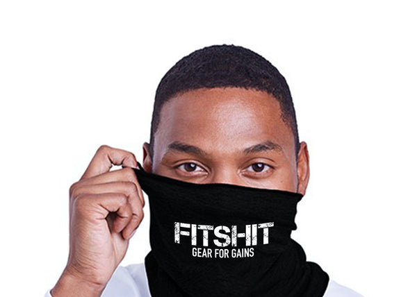 NEW! FITSHIT Neck Gaiter/Headband