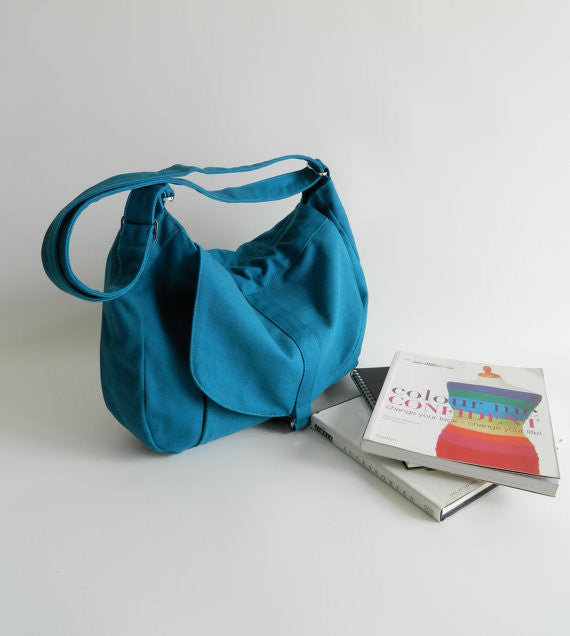 b4724e3c7f1 Kylie in Teal Messenger bag .010 – H F Place