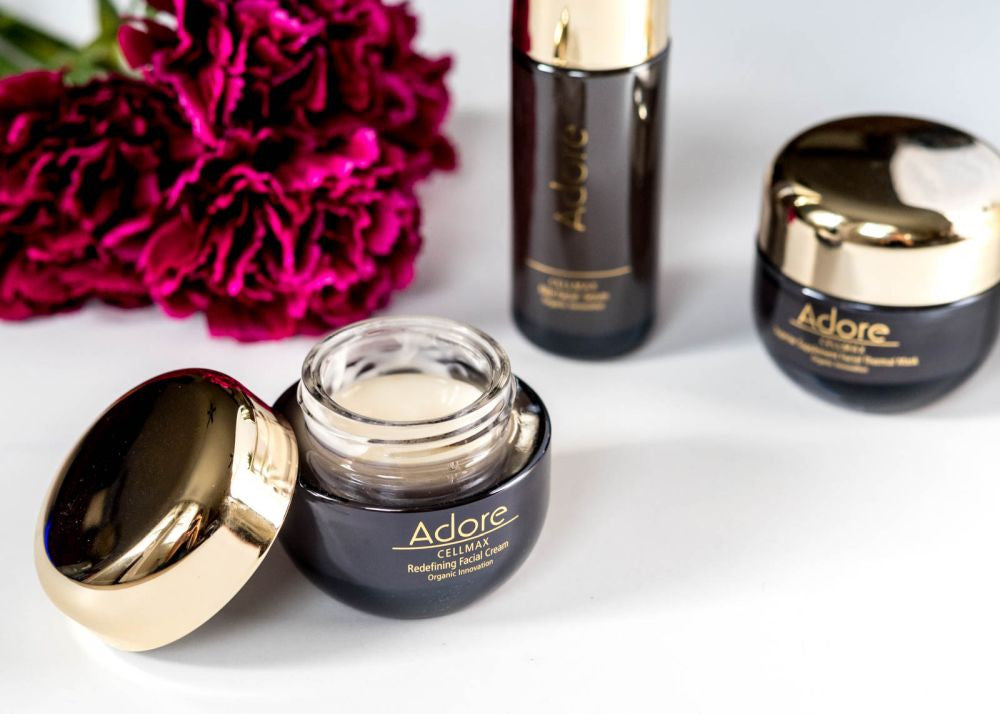 Adore Cosmetics Review on Jess Oshii About the Anti-Aging Power of Plant Stem Cells