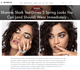 Shanina Shaik Talks Adore Cosmetics with Byrdie