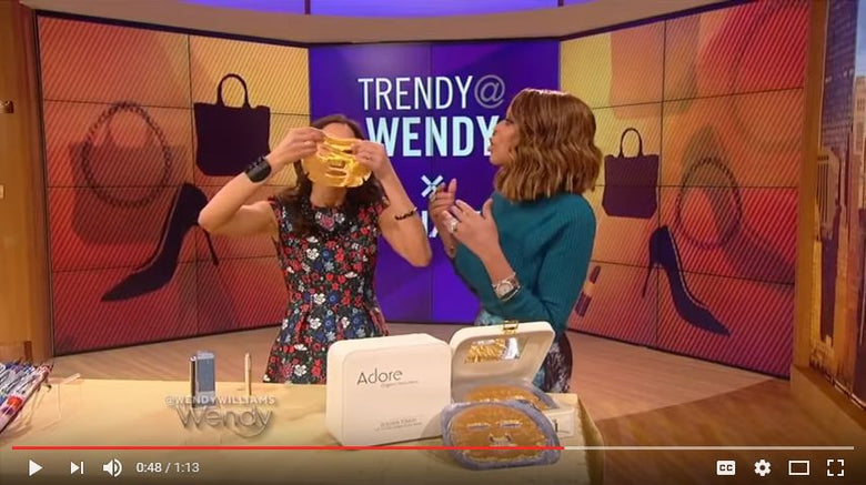 Adore Cosmetics Featured in the Wendy Williams Show
