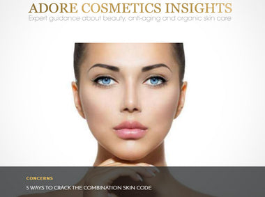 Adore Cosmetics Launches Beauty and Skincare Blog