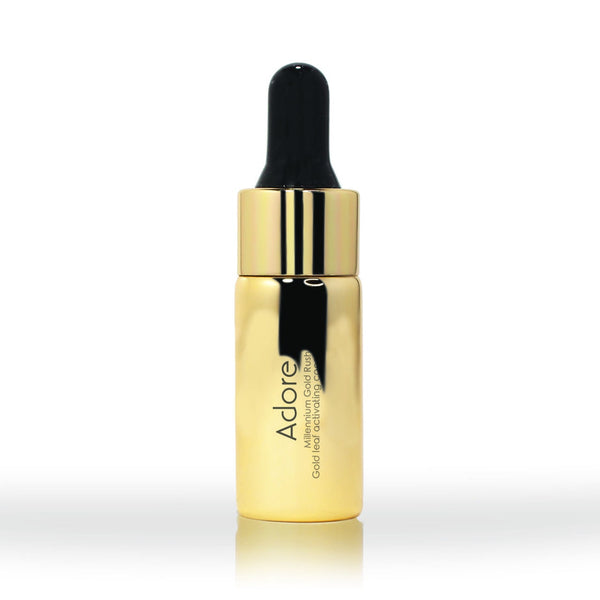 Millennium Gold Rush – A 24K Gold Leaf Treatment - Adore Cosmetics