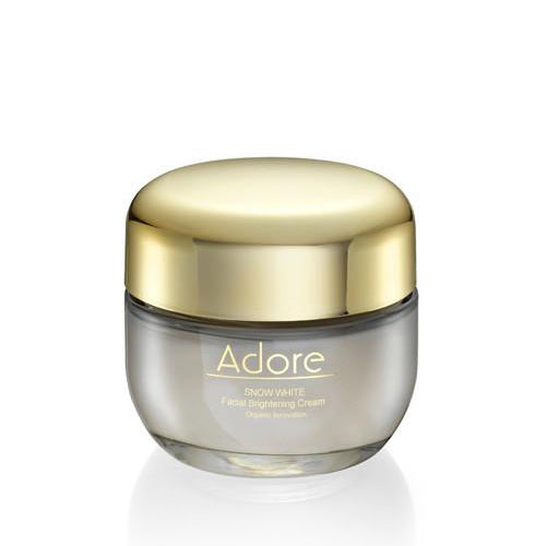 Adore Cosmetics - Snow White Facial Brightening Cream