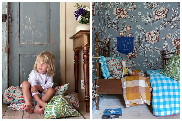 At Home With Susanne Adolfsson of @boho.wife