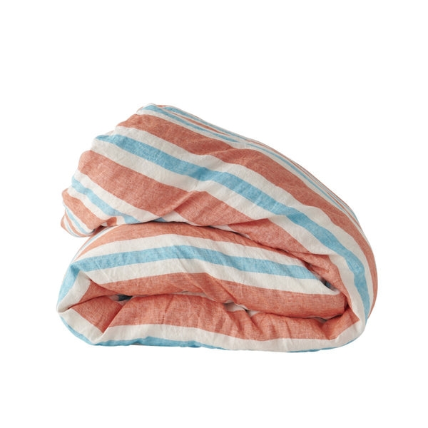 PREORDER - Candy Stripe Duvet Cover