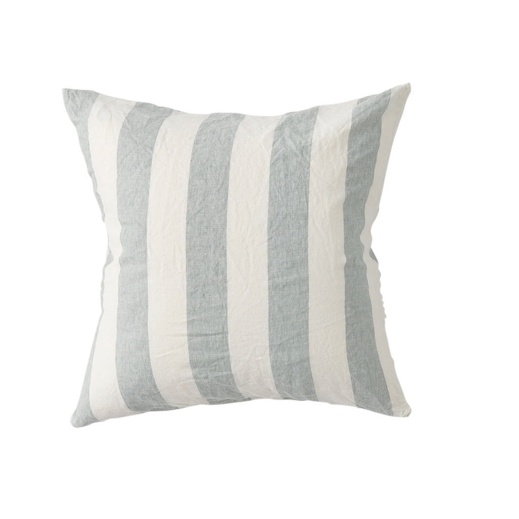 PREORDER - Fog Stripe Cushion