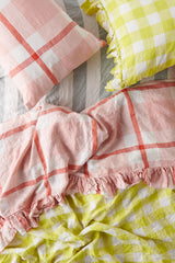 Floss Check Pillowcase Sets