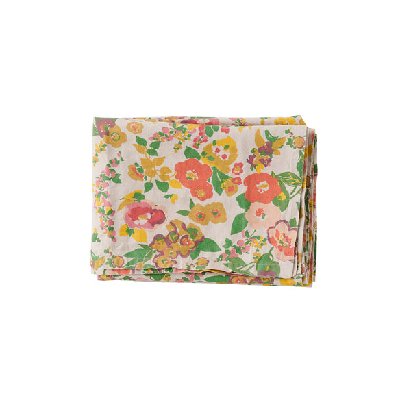Marianne Floral Linen Napery