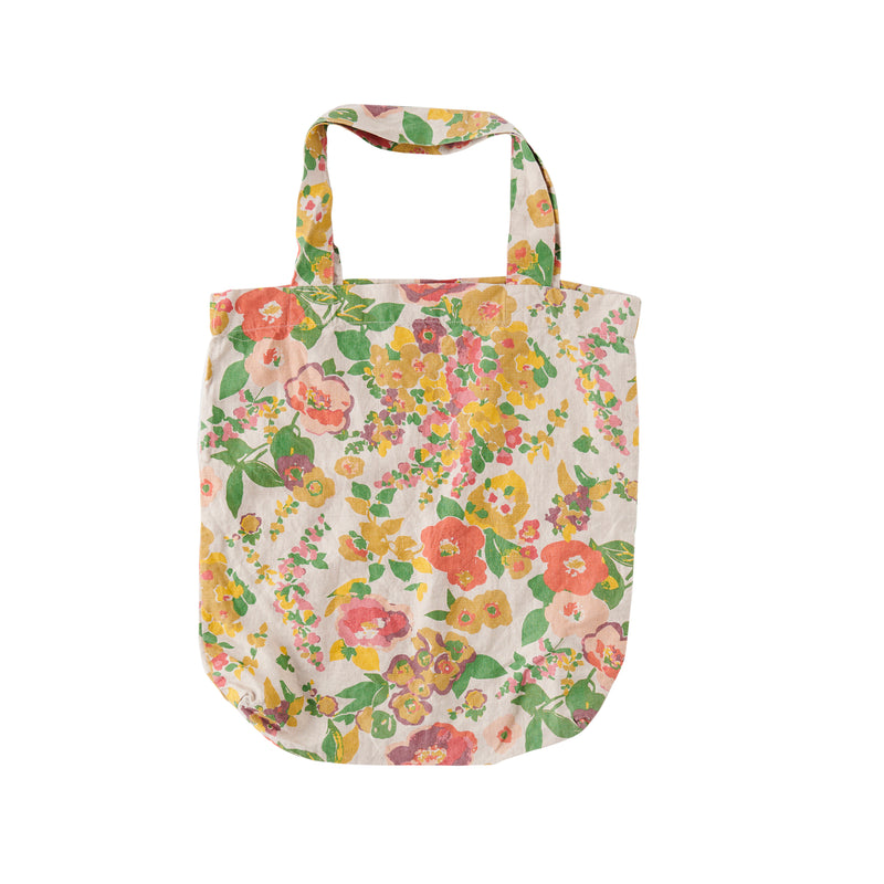 Marianne's Floral Print Tote