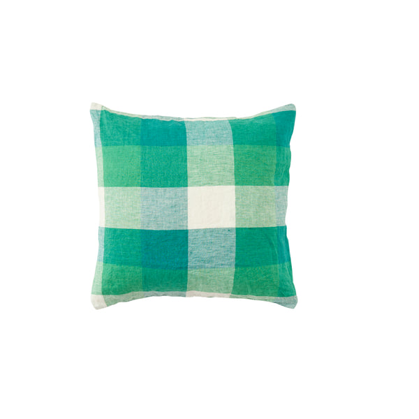 Apple Check Cushion