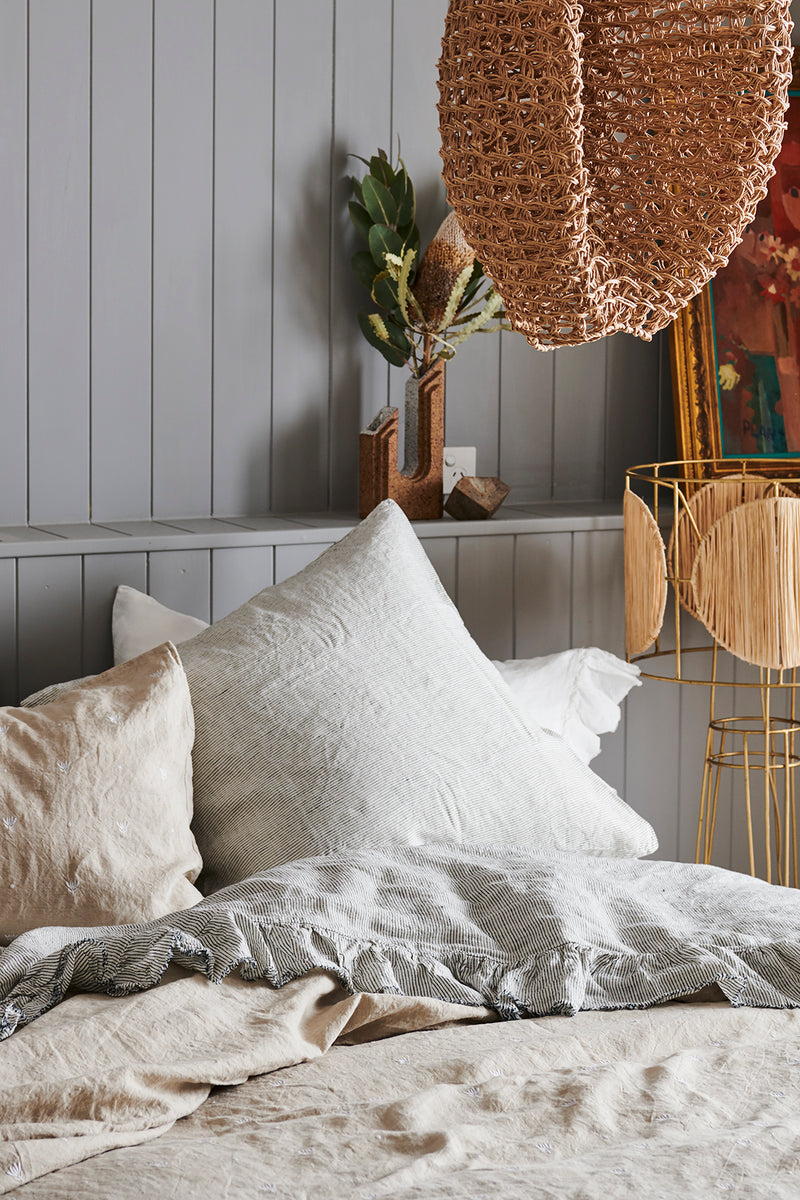 PREORDER - Pinstripe Pillowcase Sets