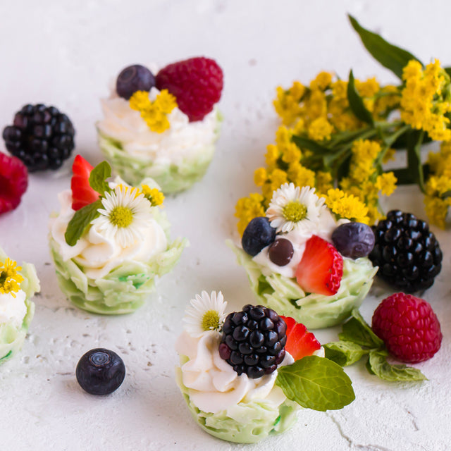 Sugar Free Spring Baskets