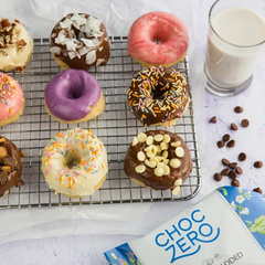 Keto Donuts made in an Instant Pot