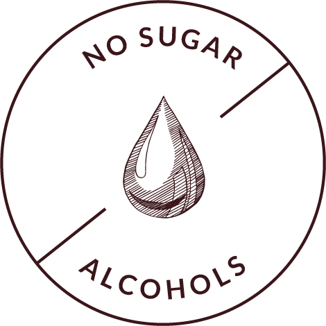 No Sugar Alcohols