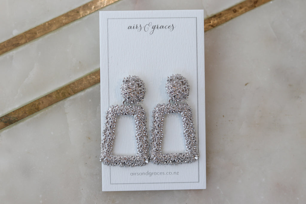 Mini Textured Earrings