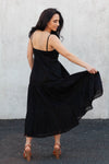 The Hero Dress - Black