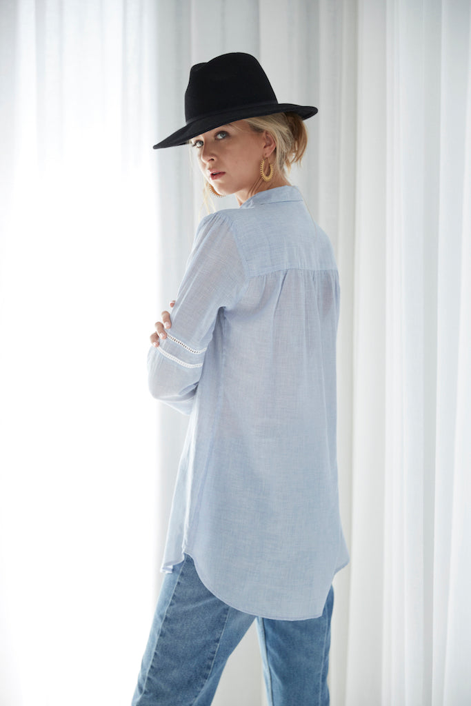 Airs & Graces Boundary Shirt