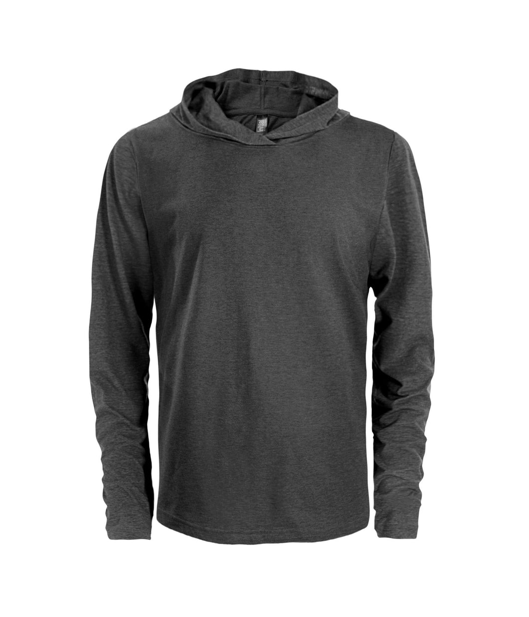 Initial Long Sleeve Hooded T-Shirt 168