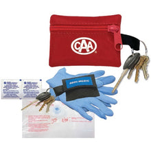 RC2 - CPR Key Holder with Non-Latex Gloves