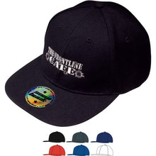 4087 Premium American Twill Cap with Snap Back Pro Styling