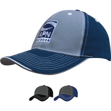 4053 Brushed Heavy Cotton Cap