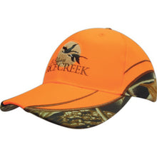 4071 Luminescent Cap with Leaf Camouflage Inserts