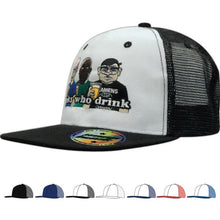 3816 Premium American Twill with Snap Back Pro Styling