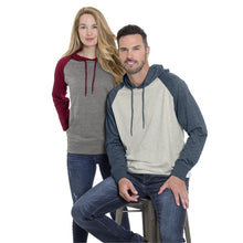 initial Unisex Hooded & Raglan Sleeve Sweater #230