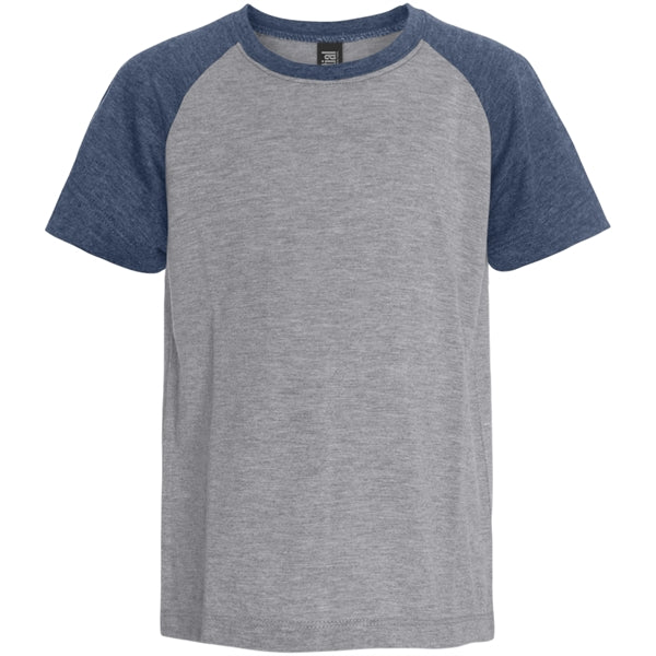 Sport grey 423c-heather navy 534c