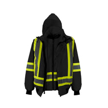 6-in-1 Winter Traffic Jacket