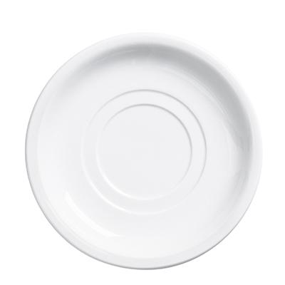 Palm Double Well Saucer 5.5in.
