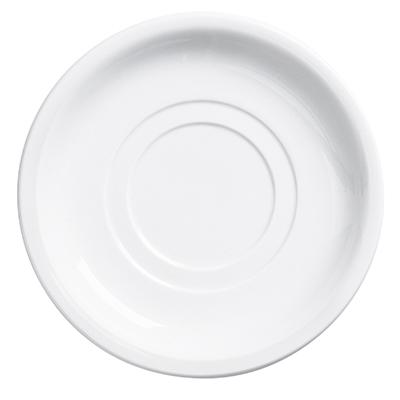 Palm Double Well Saucer 6in.