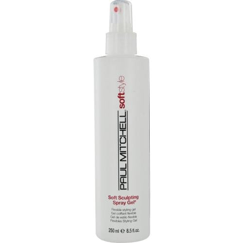 Soft Sculpting Spray Gel, Flexible Styling Spray On Gel 8.5 Oz